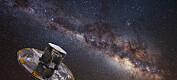 Teleskop har målt 1,7 milliarder stjerner
