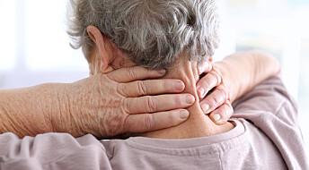 Terapi mot kroniske smerter virket bare litt