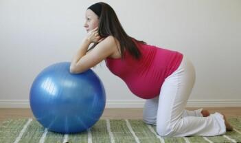 Hvor fysisk aktive er egentlig gravide i Norge?
