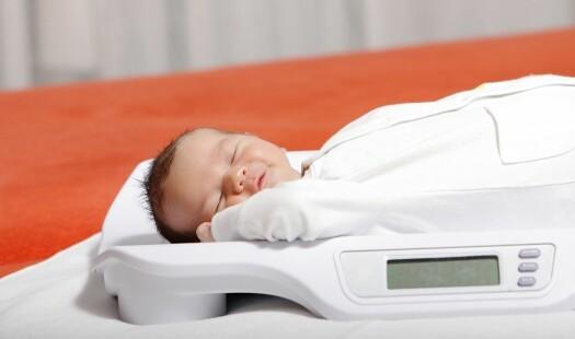 Kan integrering gi større babyer?