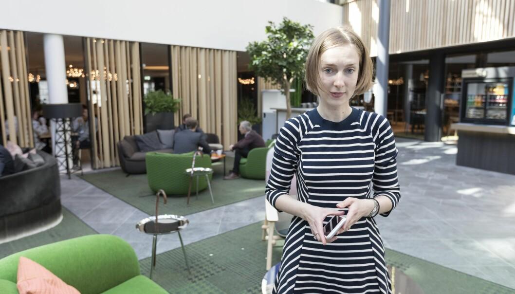 Minister for høyere utdanning og forskning Iselin Nybø (V). (Foto: Gorm Kallestad, NTB scanpix)