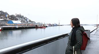 Hvorfor lukter det ikke skikkelig sjø ved Oslos havnepromenade?