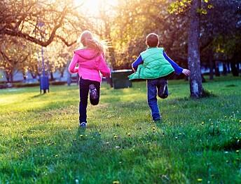 Lek og friluftsliv i kroppsøvingsfaget – der dybdelæring foregår