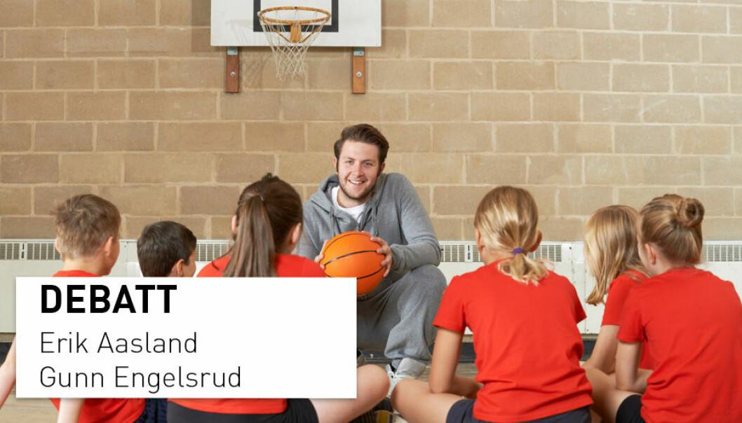 - Vi ser imidlertid ikke noen gode grunner for at idrettsaktiviteter har et læringspotensial som egner seg noe bedre enn andre bevegelsesaktiviteter vi har nevnt, skriver Aasland og Engelrsud. (Foto: Shutterstock / NTB scanpix)