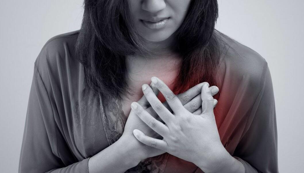 DNA-reparatør viser seg å være DNA-dekoratør  – gjør at skadede hjerter ikke blør