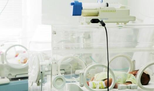 Hvordan går det med ekstremt premature barn?