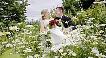 Færre gifter seg – flere skilles