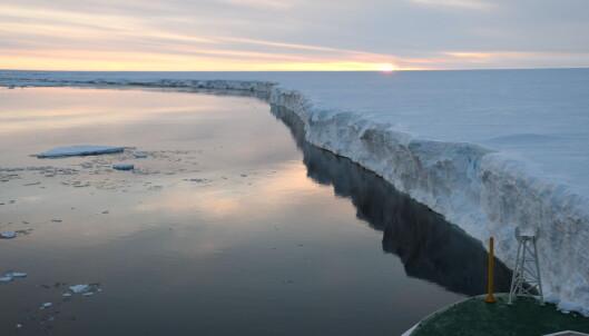 Frykter store klimaendringer i Antarktis