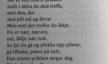 Gi oss fleire og kunnskapsrike norsklærarar!