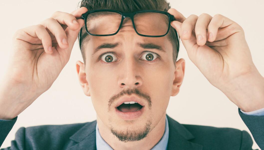 Får jeg dårligere øyne når jeg ikke vil gå med briller?