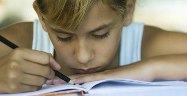 Hvordan takler barn overgangen til ungdomsskolen?
