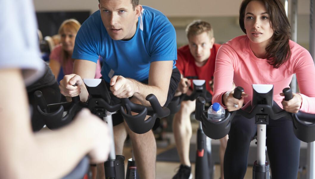 Husk alltid på hvorfor du ville begynne å trene. Da blir det lettere å holde treningen ved like når det begynner å gjøre litt vondt. (Illustrasjonsfoto: Monkey Business Images/Shutterstock/NTB scanpix)