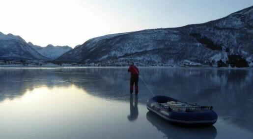 Hvordan håndtere oljeutslipp i nord?