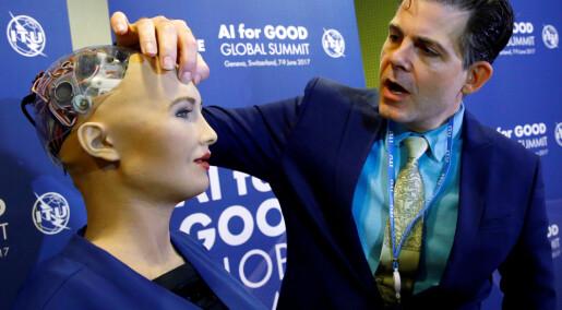 Robotar som etterliknar følelsar kan endre menneskeleg empati