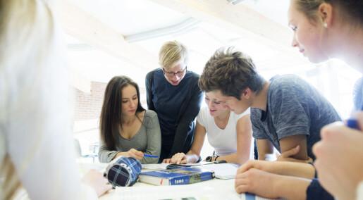 Forskeren forteller: Refleksjon mellom lærere kan øke elevers sjanse for å inkluderes i skolen