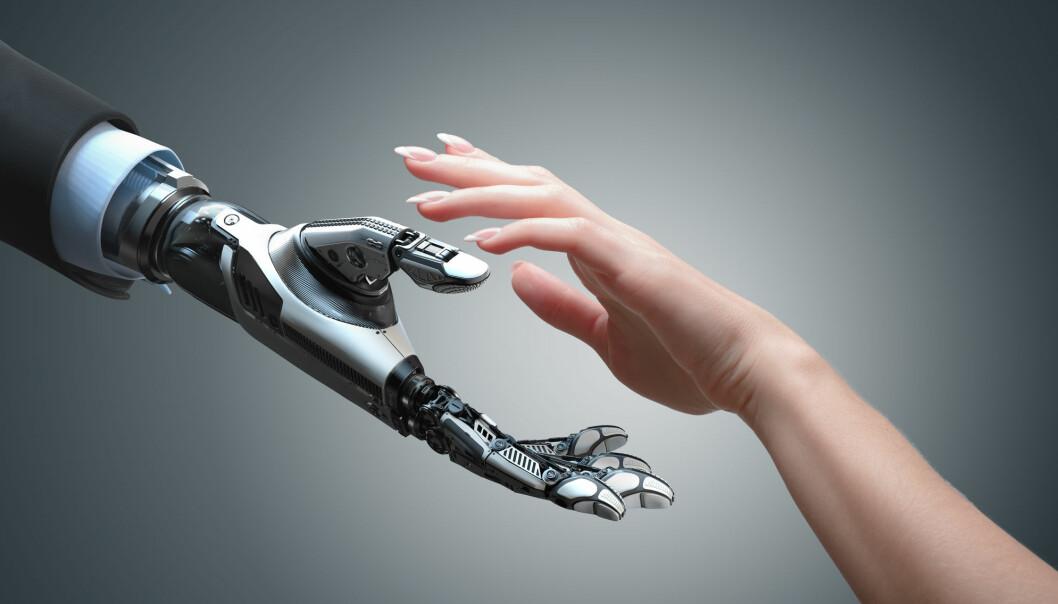 En robot kan bli en følgesvenn. Men hva om den får oss til å føle oss verre? (Foto: Shutterstock/NTB scanpix)
