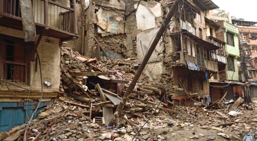Etterskjelv påvirker jordas dypere lag