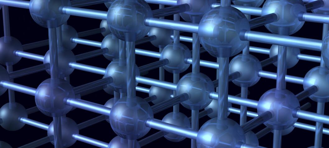 Forskere oppdaget nye egenskaper i magnetisk stoff