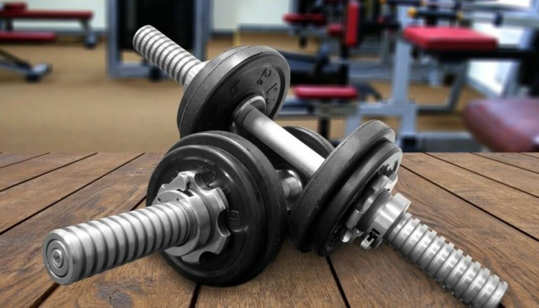 Å trene i et slitent treningslokale fikk deltagerne til å kjenne seg bedre enn om de trente i et nytt og moderne lokale med topp utstyr. (Foto: vovan, Shutterstock, NTB scanpix)