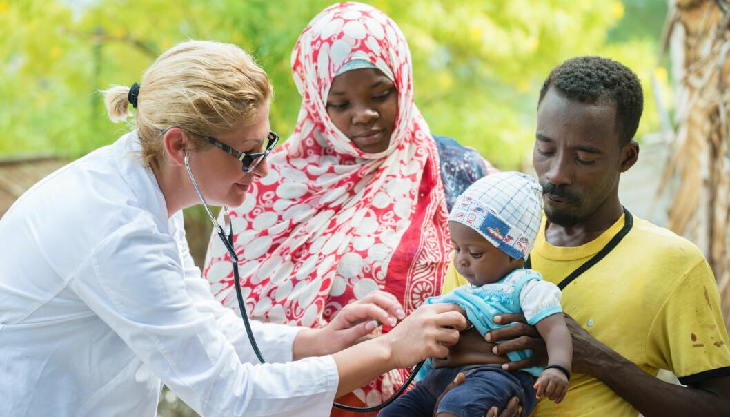 Hvert år bruker verden flere hundre milliarder kroner på helseforskning. Men hvordan pengene brukes og hvem som får glede av resultatene, svarer ikke til hvem som er syke i verden. Malaria har lenge vært en av verdens forsømte sykdommer. Den rammer mange i Afrika.  (Foto: Avatar_023 / Shutterstock / NTB scanpix)
