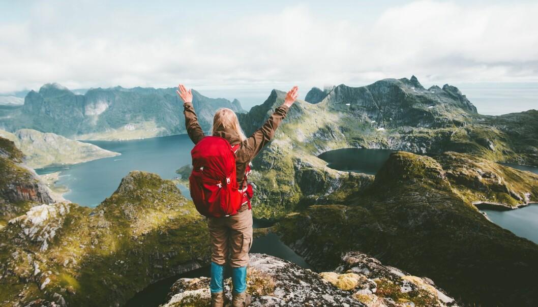 Norske kvinner er antakelig på topp i verden til å gjøre andre ting enn å jobbe eller utføre husarbeid. (Illustrasjonsfoto: everst, Shutterstock, NTB scanpix)