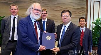 Nils Chr. Stenseth blir æresdoktor i Kina