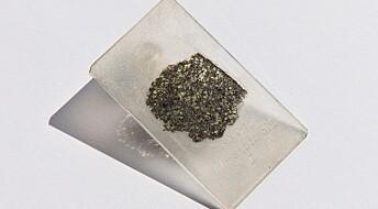 Diamanter fra meteoritt beviser teori om tapte planeter