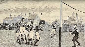 Nett-TV: Fotball-VM: Hvorfor er det England, og ikke Storbritannia, som er med i VM?