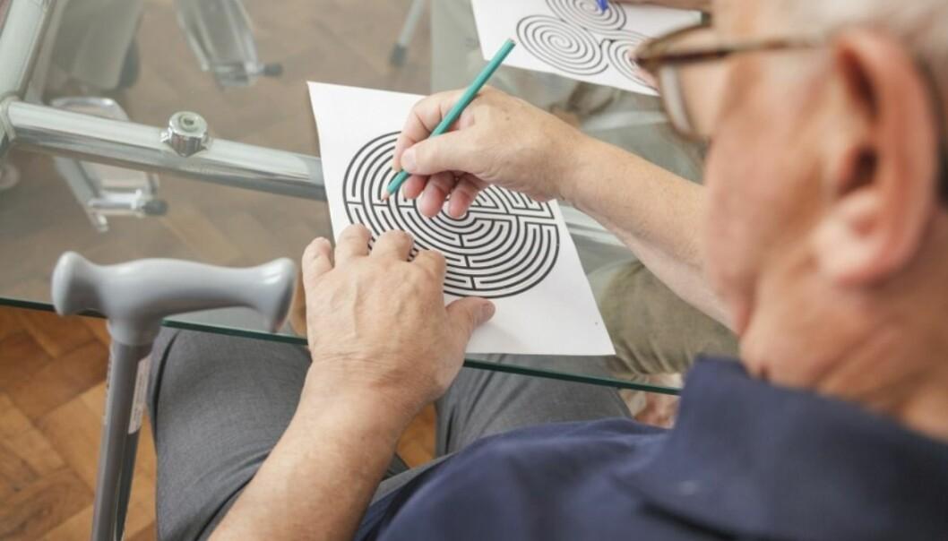 Det er mulig at demenssykdommen Alzheimer forårsakes av immunforsvarets reaksjon på virus, ifølge ny forskning. (Illustrasjonsfoto: Dan Kosmayer / Shutterstock / NTB scanpix)