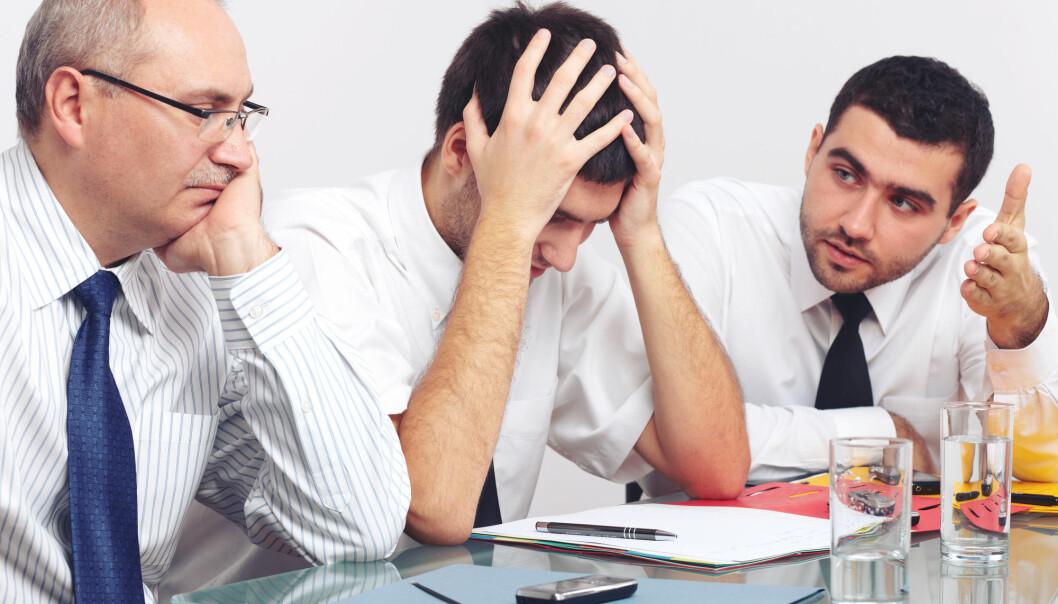 Sjefen har skylda for forsinkede møter
