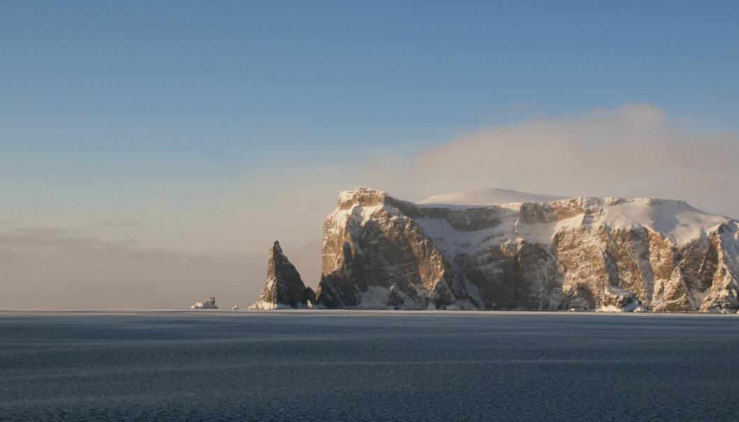Visste du at havet inneholder hele 1,4 milliarder milliarder tonn vann? (Foto: Monika Sæle / Havforskningsinstituttet)
