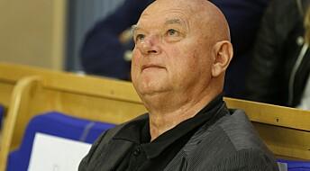 Kreftforeningens hederspris til Jan Vincents Johannessen
