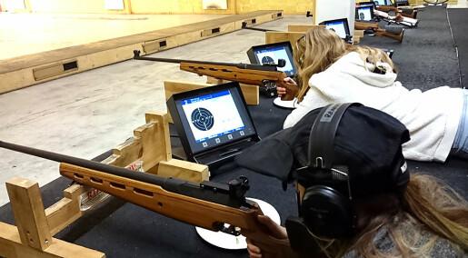 Skytetrening ga skolebarn bedre konsentrasjonsevne