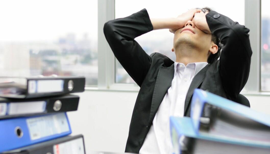 Utsikter til høyere lønn er langtfra noen utbredt årsak til at ansatte sier opp. - Manglende faglig utvikling er en viktigere årsak, som ledere lett kan gjøre noe med, sier professor.  (Illustrasjonsfoto: Tigger11th, Shutterstock, NTB scanpix)