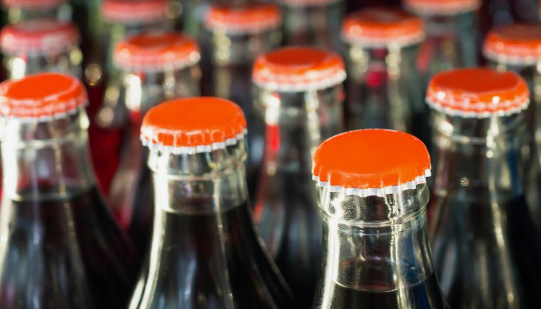 Avgifter førte til at folk drakk mindre sukkerbrus og energidrikker. Men tiltaket hadde ikke like stor effekt på alle typer leskedrikk.  (Foto: Kwangmoozaa / Shutterstock / NTB scanpix)