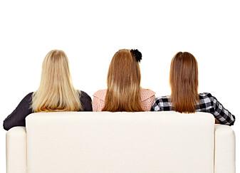Hårfargen din styres av over 100 gener