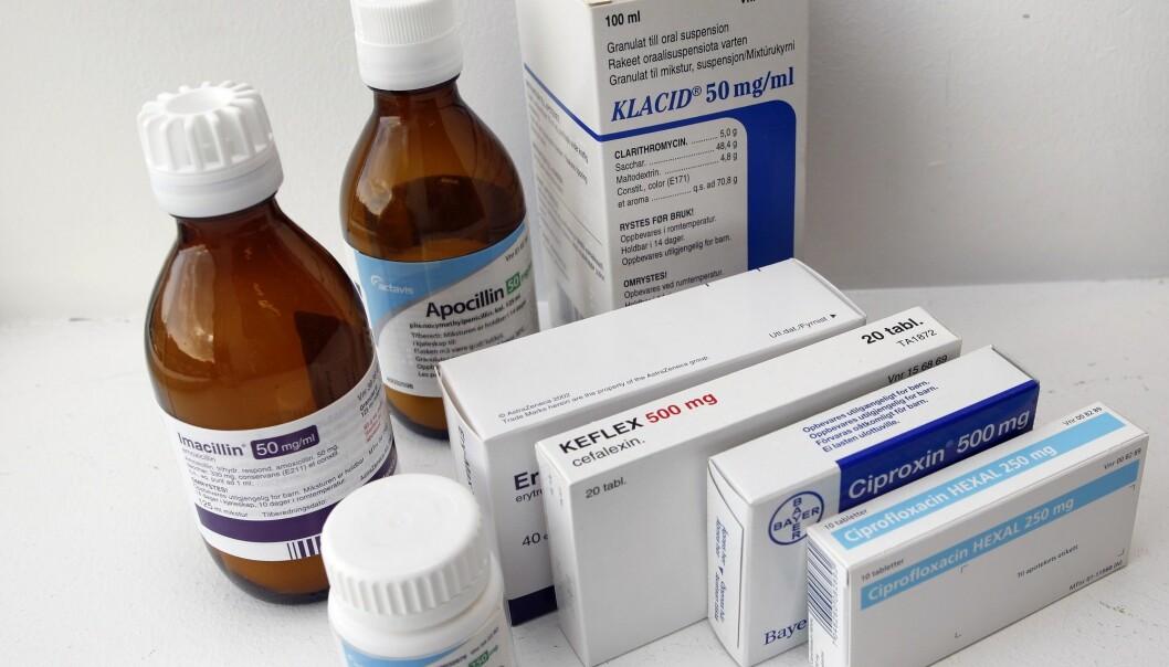 Bruken av antibiotika faller, men skal ytterligere ned. (Foto: Gorm Kallestad, NTB Scanpix)