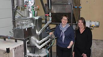 Skal gjøre biomasse om til miljøvennlig drivstoff