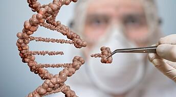 CRISPR kan kanskje gi kreft