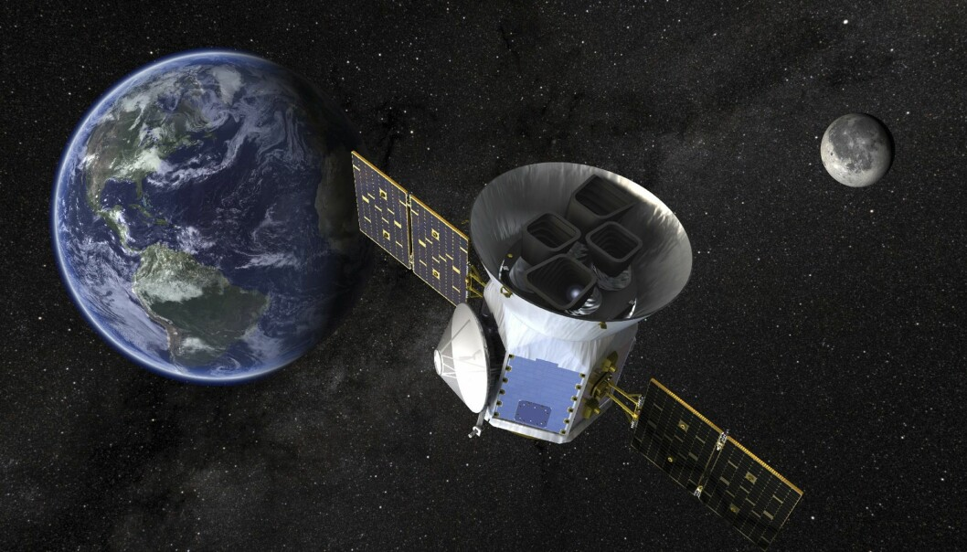 Ny NASA-satellitt skal jakte på nye planeter