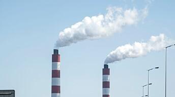 Utslippskutt fra kinesiske kullkraftverk