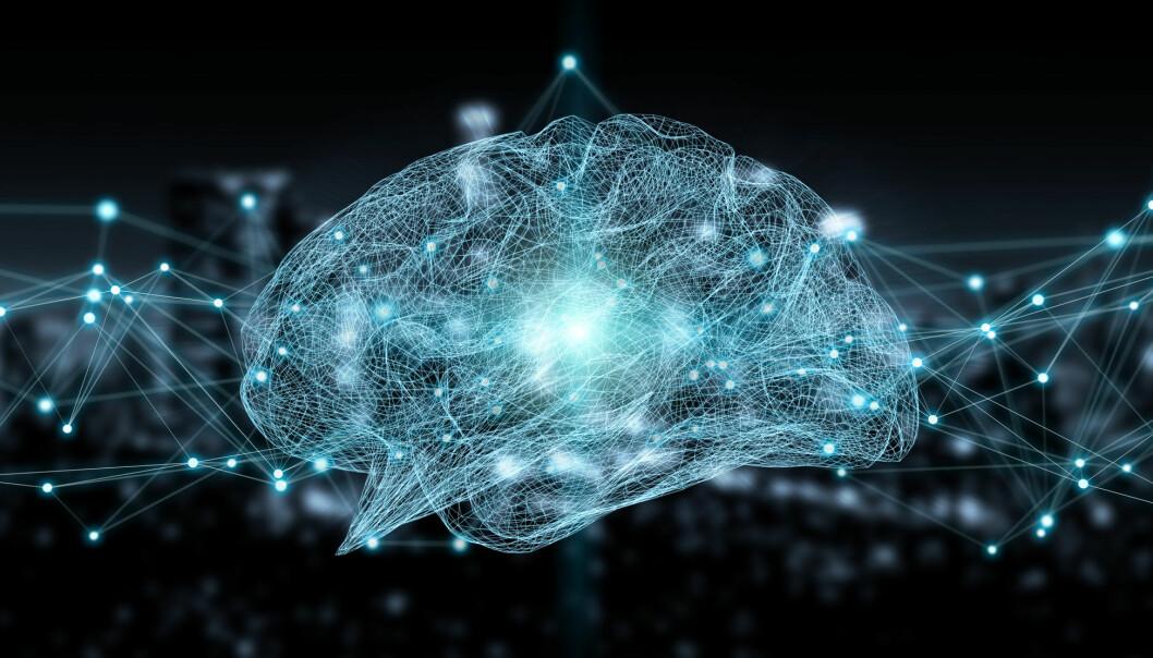 – Vi målte hjerneaktivitet til deltakere mens de gjorde oppgavene. Vi ønsket å svare på spørsmålet: Hva skjer når hjernen blir belastet, og hva skjer når den blir overbelastet? spør forskeren. (Illustrasjon: Shutterstock / NTB Scanpix)