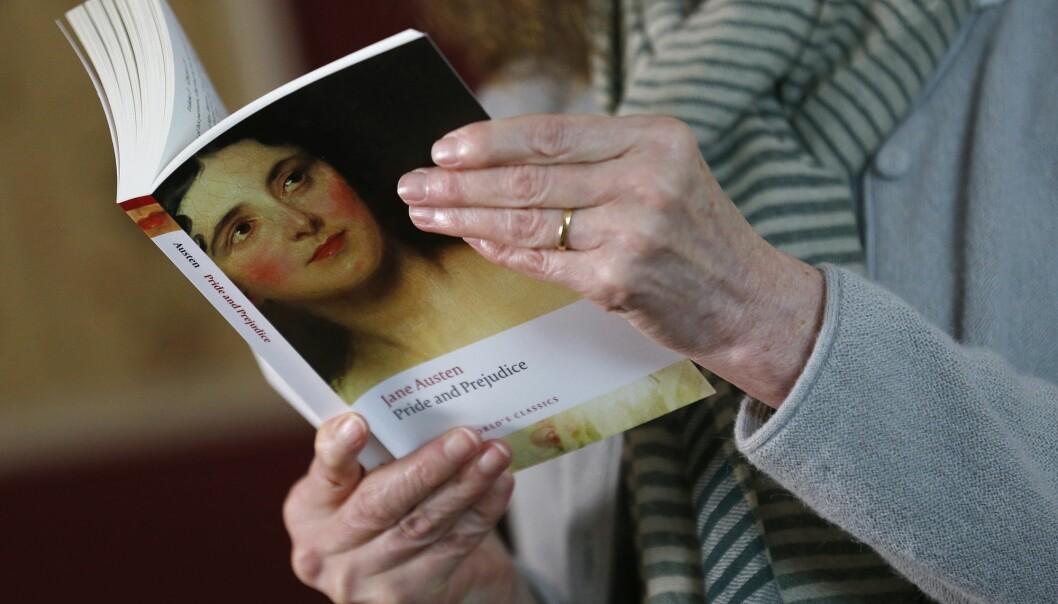 Jane Austens «Pride and Prejudice» er oversatt flere ganger til norsk, med vekslende hell. (Foto: REUTERS/Suzanne Plunkett /NTB scanpix)