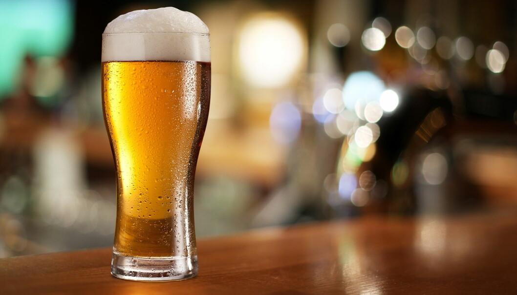 Ølet så neppe slik ut, og ble nok ikke servert iskaldt i et glass. (Foto: Valentyn Volkov / Shutterstock / NTB scanpix)