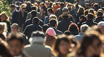 Professor: Debatt om overbefolkning blir for ensidig og enkel