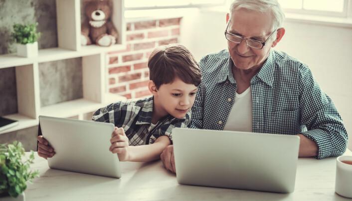 Overbefolkning bekymrer oss, men vi også være oppmerksomme på den skjeve fordelingen i antallet unge og eldre mennesker i befolkningen, forteller Flemming Konradsen. (Foto: VGstockstudio / Shutterstock / NTB scanpix)