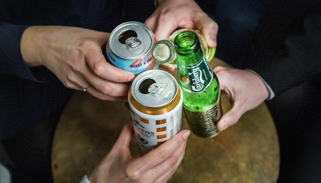Vær forsiktig med alkoholinntaket, er oppfordringen fra forskerne. (Foto: Gorm Kallestad, NTB scanpix)