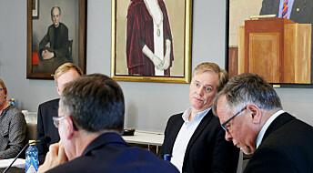 Leiinga ved Universitetet i Bergen fekk kritikk i På Høyden-saka
