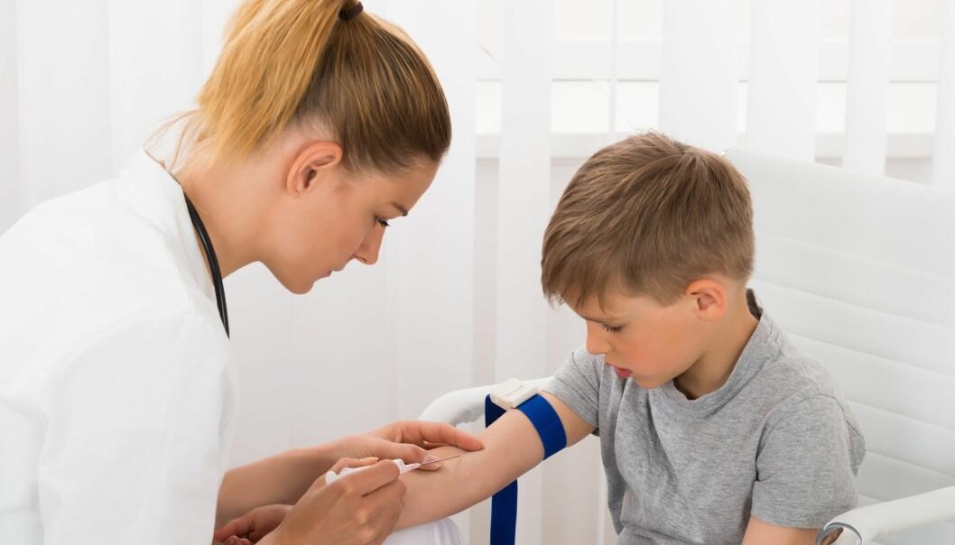 Fire ganger flere gutter enn jenter får diagnose innen autismespekteret.  (Illustrasjonsfoto: Andrey_Popov, Shutterstock, NTB scanpix)