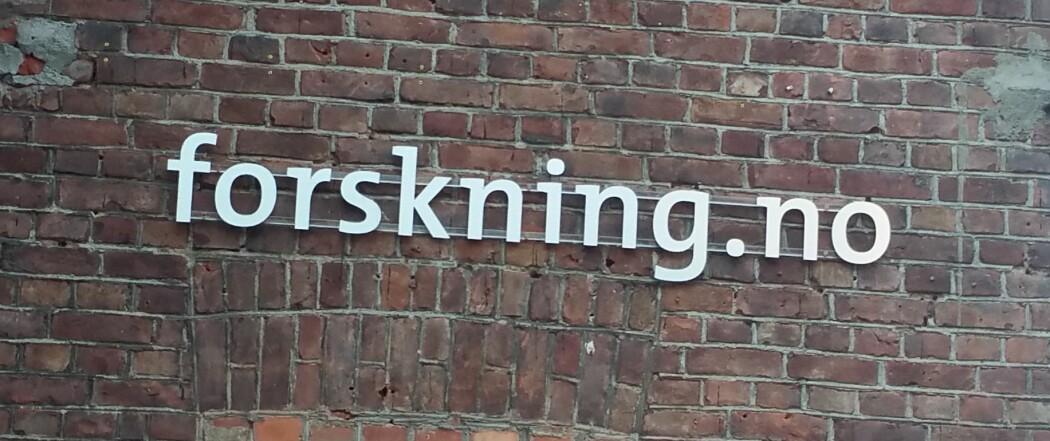 forskning.no holder til på Torshov i Oslo.